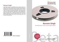 Bookcover of Ranveer Singh