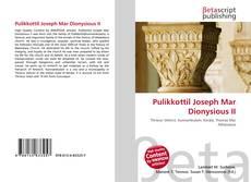 Обложка Pulikkottil Joseph Mar Dionysious II
