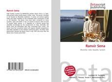 Portada del libro de Ranvir Sena