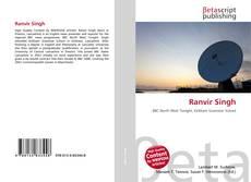Bookcover of Ranvir Singh
