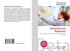 Portada del libro de Alfred Kirchner (Regisseur)