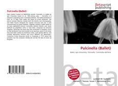 Pulcinella (Ballet)的封面