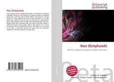 Bookcover of Rao (Greyhawk)