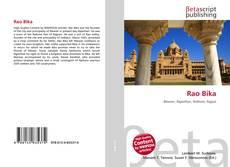 Bookcover of Rao Bika
