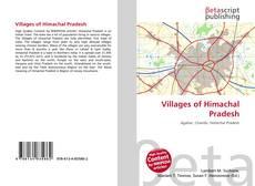 Bookcover of Villages of Himachal Pradesh