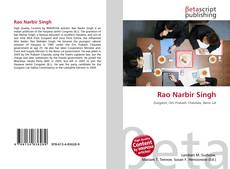 Bookcover of Rao Narbir Singh