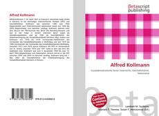 Alfred Kollmann的封面