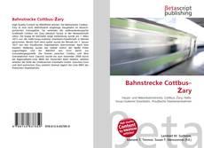 Bahnstrecke Cottbus–Żary的封面