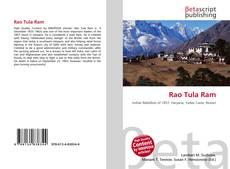 Bookcover of Rao Tula Ram