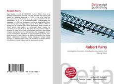 Bookcover of Robert Parry