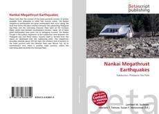 Nankai Megathrust Earthquakes kitap kapağı