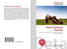 Bookcover of Robert Patterson (Pioneer)