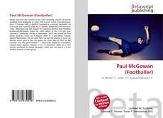 Bookcover of Paul McGowan (Footballer)