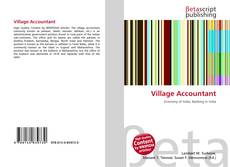 Bookcover of Village Accountant