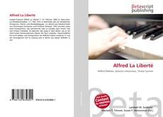 Bookcover of Alfred La Liberté