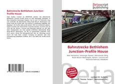 Capa do livro de Bahnstrecke Bethlehem Junction–Profile House