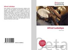 Bookcover of Alfred Ladzekpo