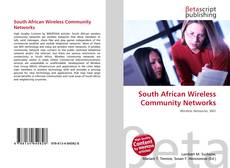 Bookcover of South African Wireless Community Networks