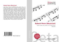 Обложка Robert Penn (Musician)