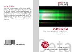 Bookcover of Wulfnoth Cild