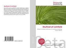 Copertina di Wulfred of Lichfield