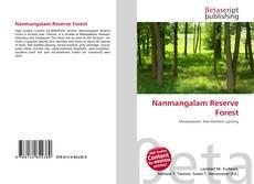 Обложка Nanmangalam Reserve Forest