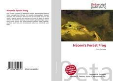 Buchcover von Naomi's Forest Frog