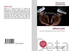 Alfred Lecki kitap kapağı