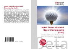 Обложка United States Women's Open Championship (Golf)