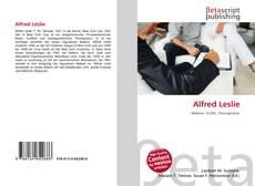 Alfred Leslie kitap kapağı