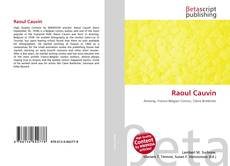 Portada del libro de Raoul Cauvin