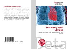 Bookcover of Pulmonary Valve Stenosis