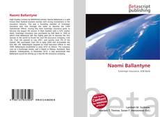 Bookcover of Naomi Ballantyne