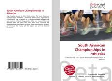 Copertina di South American Championships in Athletics