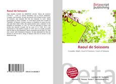 Bookcover of Raoul de Soissons