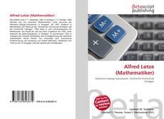 Portada del libro de Alfred Lotze (Mathematiker)