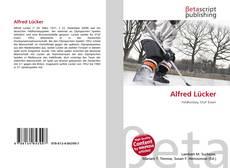 Alfred Lücker的封面
