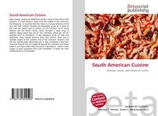 Обложка South American Cuisine