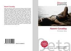 Portada del libro de Naomi Cavaday
