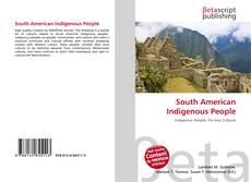 Couverture de South American Indigenous People