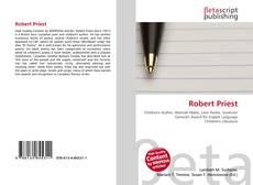 Bookcover of Robert Priest