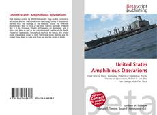Обложка United States Amphibious Operations