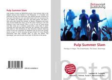 Copertina di Pulp Summer Slam