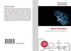 Portada del libro de Raoul Kouakou