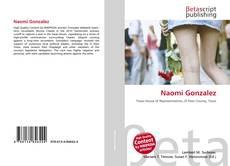 Buchcover von Naomi Gonzalez