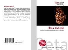 Portada del libro de Raoul Lachenal