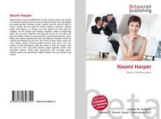 Portada del libro de Naomi Harper