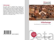 Обложка Villarluengo
