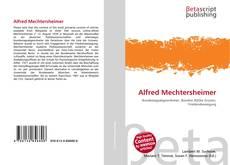 Bookcover of Alfred Mechtersheimer