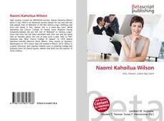 Buchcover von Naomi Kahoilua Wilson